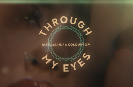 "@iluvsaraii x Colourpop ""Through my Eyes"""